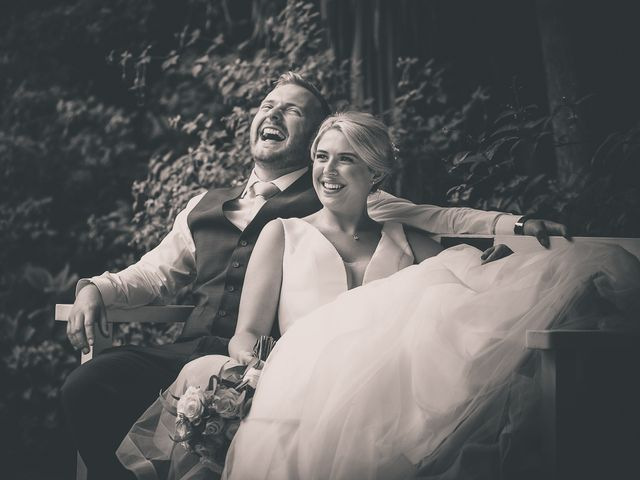 Josh and Olivia's Wedding in Wolverhampton, West Midlands 2