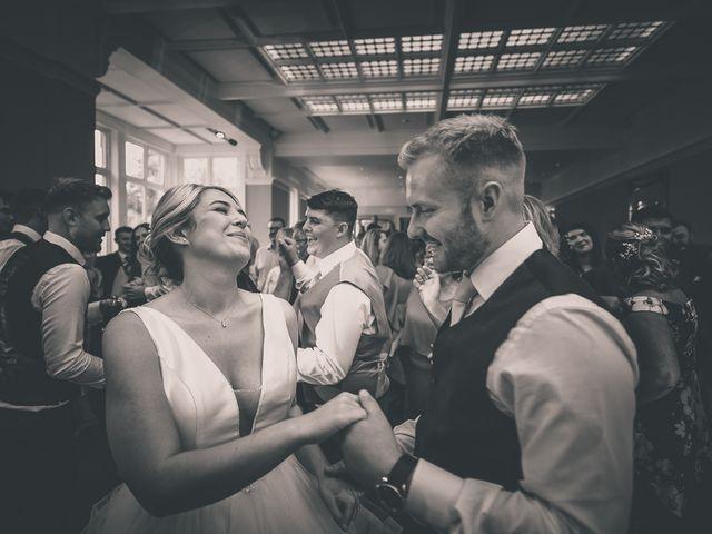 Josh and Olivia's Wedding in Wolverhampton, West Midlands 27