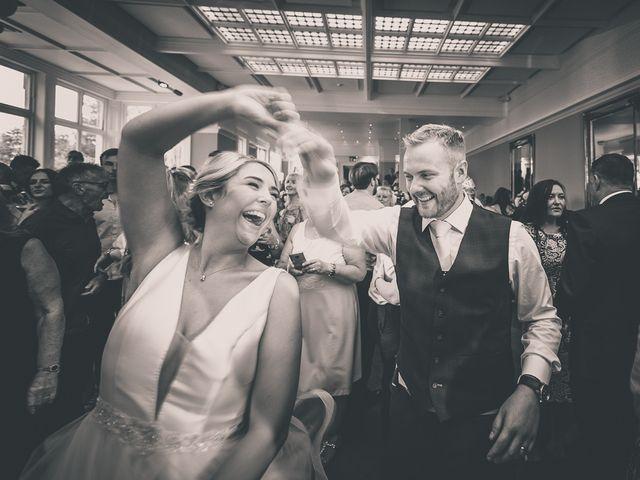 Josh and Olivia's Wedding in Wolverhampton, West Midlands 28