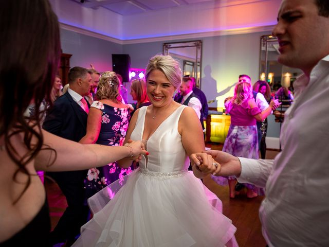 Josh and Olivia's Wedding in Wolverhampton, West Midlands 30