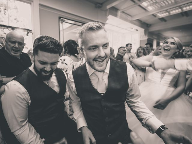 Josh and Olivia's Wedding in Wolverhampton, West Midlands 31