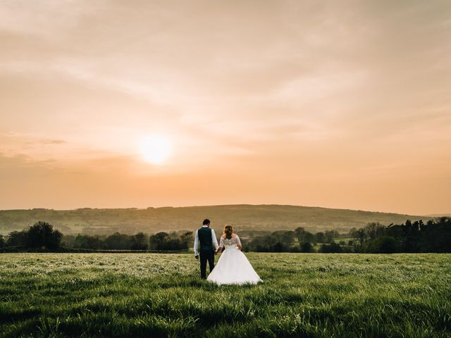 Amy & Shaun's wedding