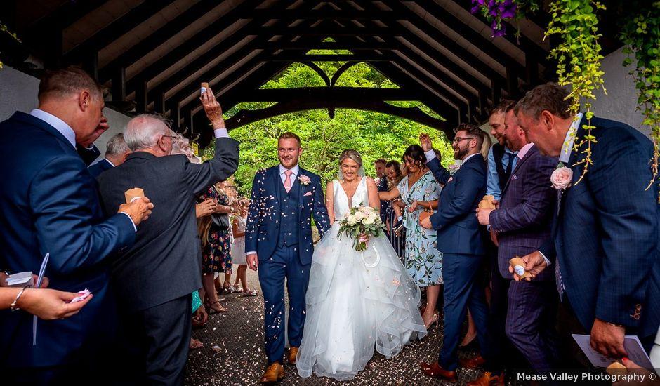 Josh and Olivia's Wedding in Wolverhampton, West Midlands