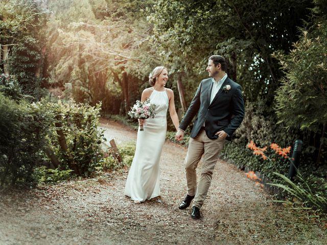 Kerrie & John Clague's wedding