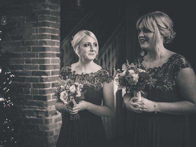 Natalie and Gregg's Wedding in Coleshill, Warwickshire 15