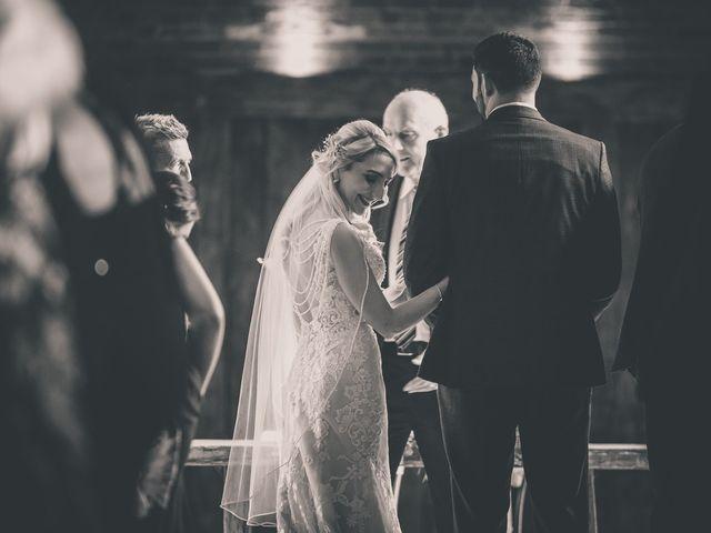 Natalie and Gregg's Wedding in Coleshill, Warwickshire 20