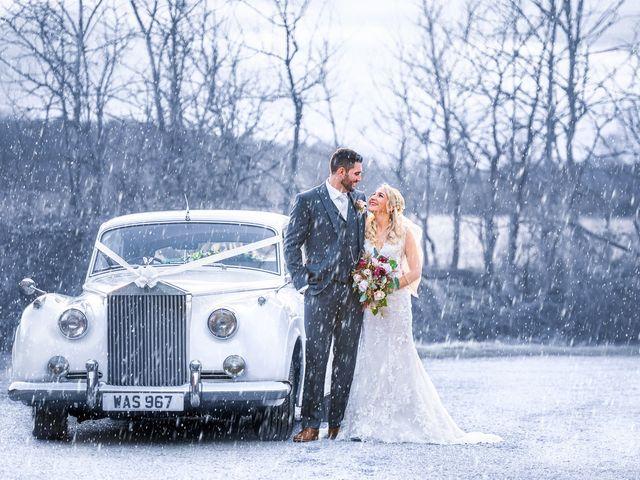 Gregg & Natalie's wedding