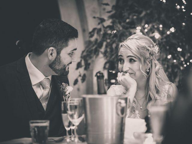 Natalie and Gregg's Wedding in Coleshill, Warwickshire 26