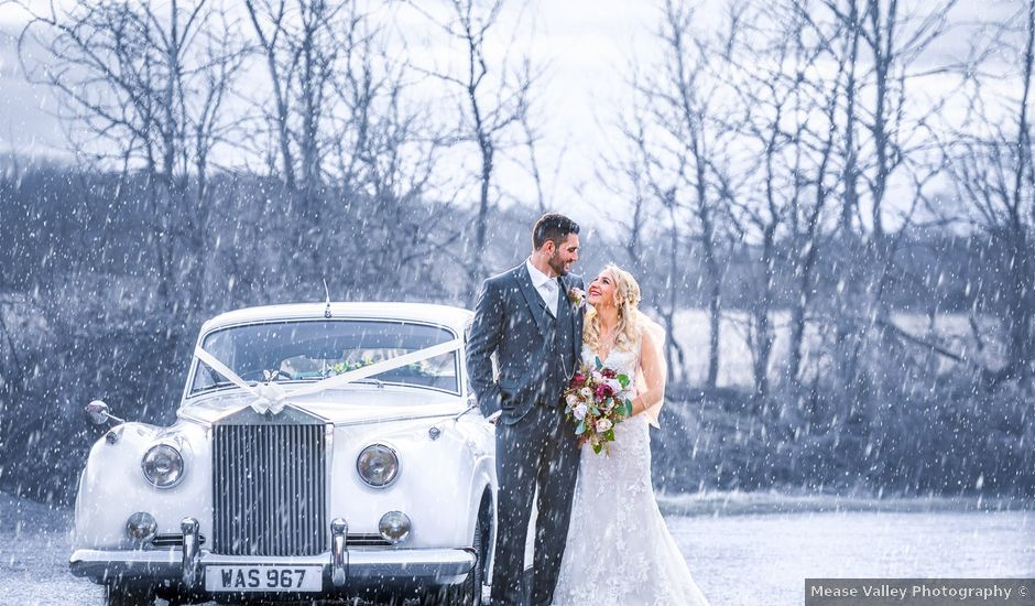 Natalie and Gregg's Wedding in Coleshill, Warwickshire