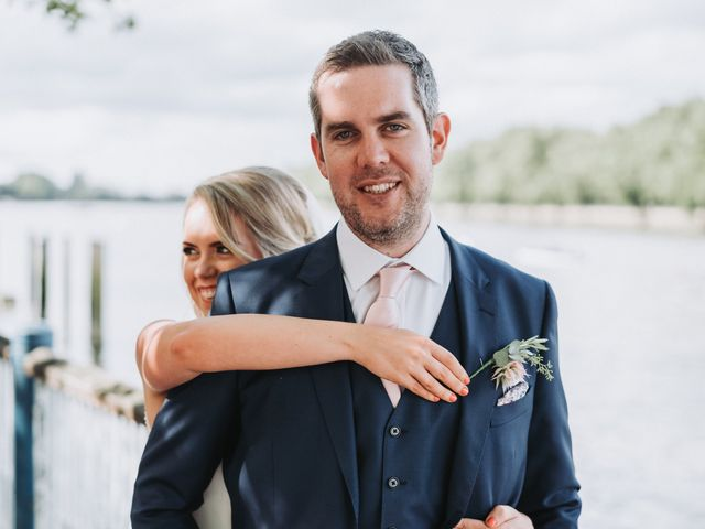 Smiles and Smiles's Wedding in Wandsworth, South West London 46