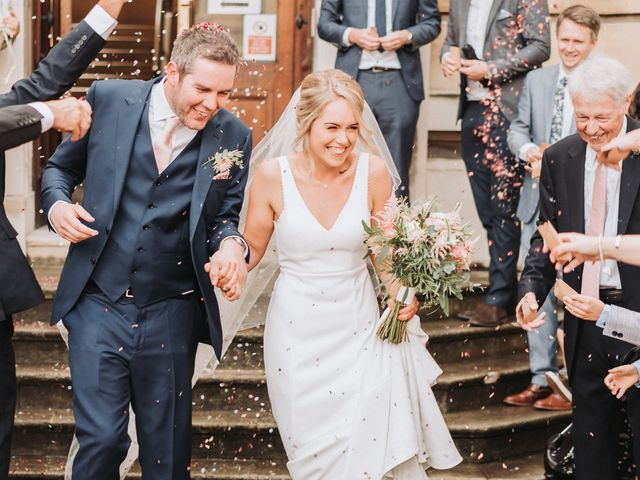 Smiles and Smiles's Wedding in Wandsworth, South West London 24