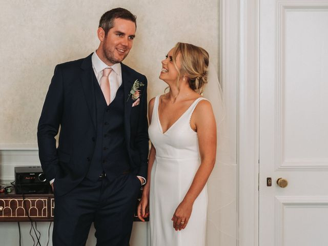 Smiles and Smiles's Wedding in Wandsworth, South West London 15