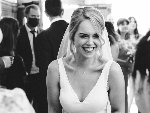 Smiles and Smiles's Wedding in Wandsworth, South West London 16