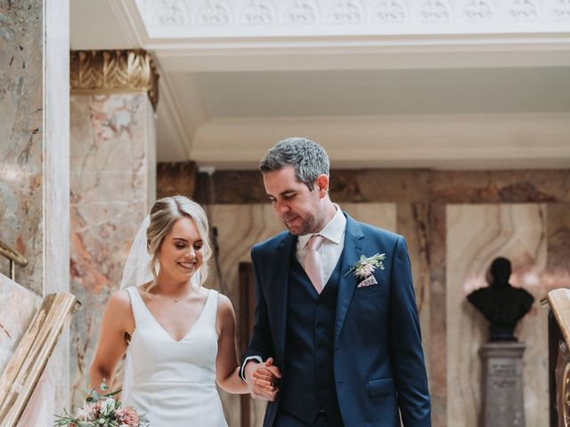 Smiles and Smiles's Wedding in Wandsworth, South West London 17
