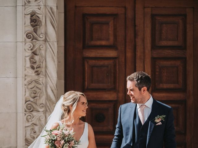 Smiles and Smiles's Wedding in Wandsworth, South West London 27