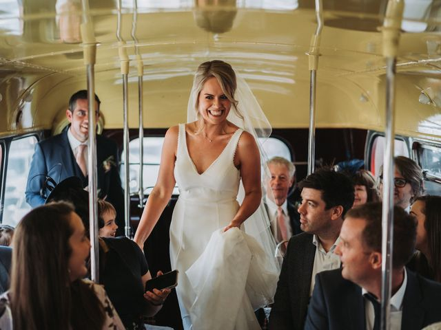 Smiles and Smiles's Wedding in Wandsworth, South West London 28