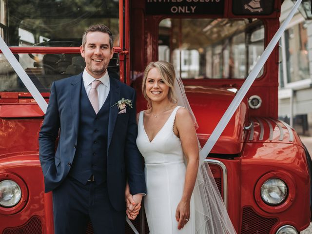Smiles and Smiles's Wedding in Wandsworth, South West London 39