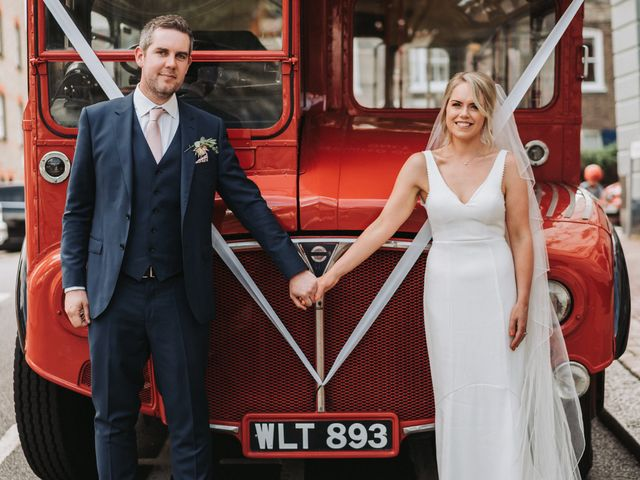 Smiles and Smiles's Wedding in Wandsworth, South West London 41
