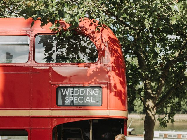 Smiles and Smiles's Wedding in Wandsworth, South West London 43