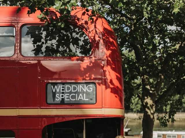 Smiles and Smiles's Wedding in Wandsworth, South West London 44