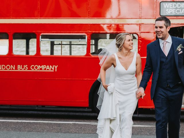 Smiles and Smiles's Wedding in Wandsworth, South West London 45