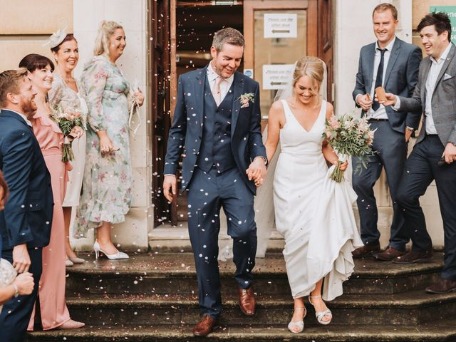 Smiles and Smiles's Wedding in Wandsworth, South West London 23