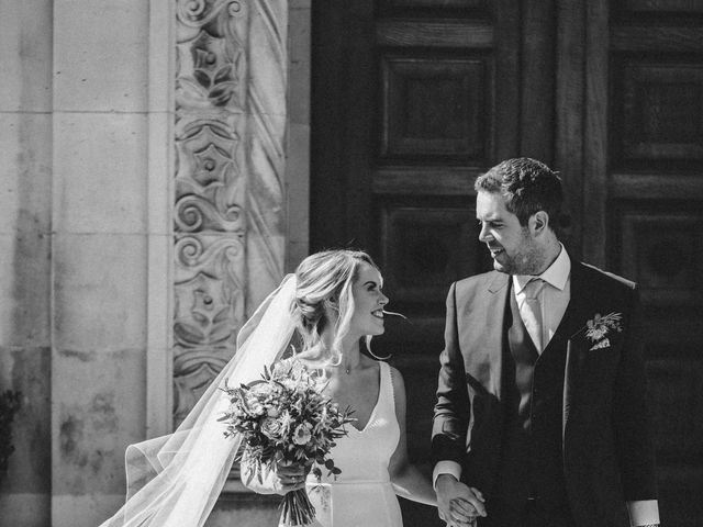 Smiles and Smiles's Wedding in Wandsworth, South West London 26