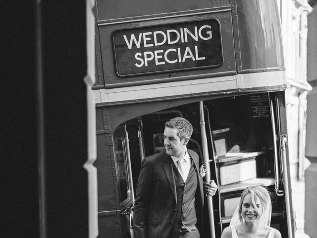 Smiles and Smiles's Wedding in Wandsworth, South West London 38