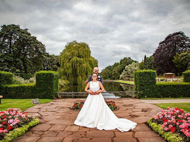 Gemma & Martyn's wedding