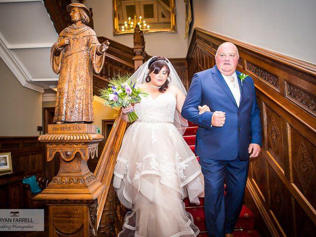 Andrew and Lisa's Wedding in Cheltenham, Gloucestershire 12