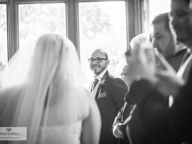 Andrew and Lisa's Wedding in Cheltenham, Gloucestershire 13