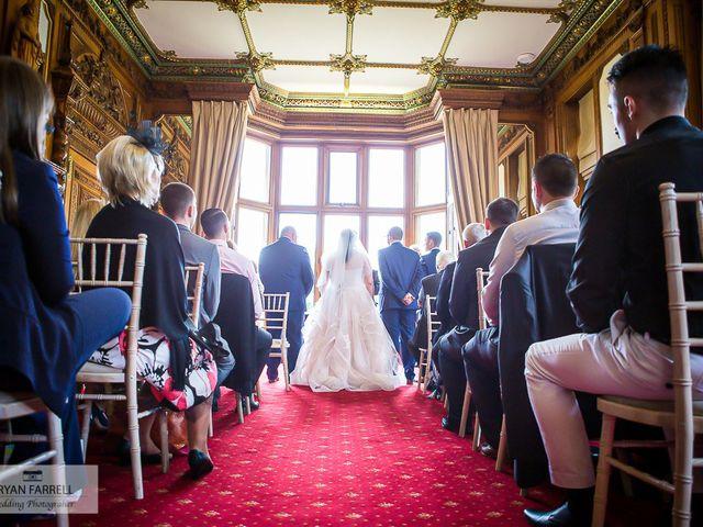 Andrew and Lisa's Wedding in Cheltenham, Gloucestershire 14