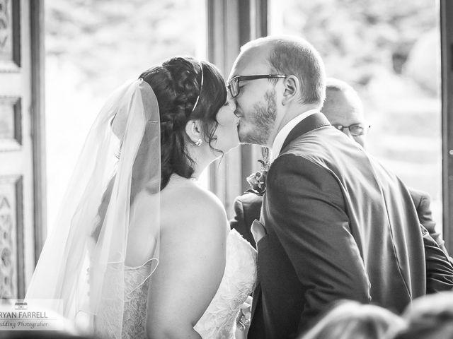 Andrew and Lisa's Wedding in Cheltenham, Gloucestershire 15