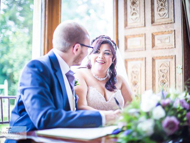 Andrew and Lisa's Wedding in Cheltenham, Gloucestershire 16