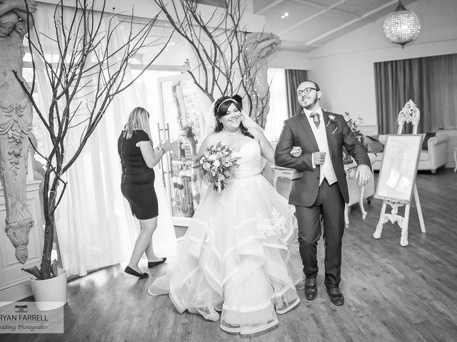 Andrew and Lisa's Wedding in Cheltenham, Gloucestershire 19