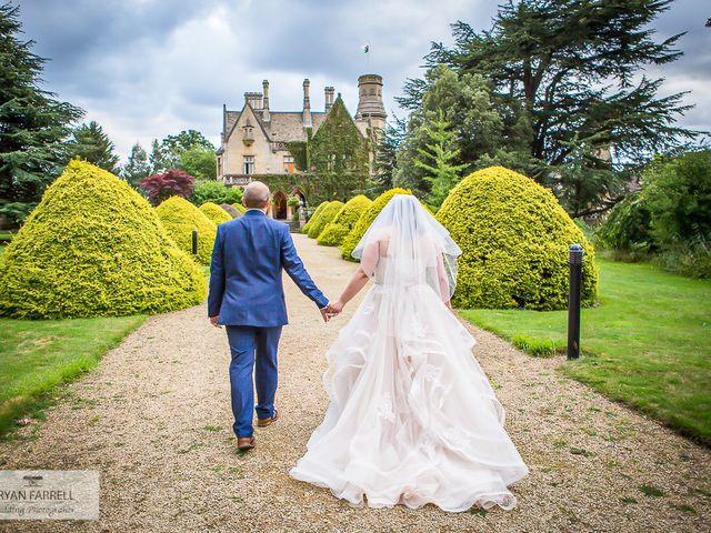 Andrew and Lisa's Wedding in Cheltenham, Gloucestershire 20