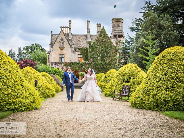 Andrew and Lisa's Wedding in Cheltenham, Gloucestershire 21