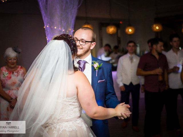 Andrew and Lisa's Wedding in Cheltenham, Gloucestershire 23