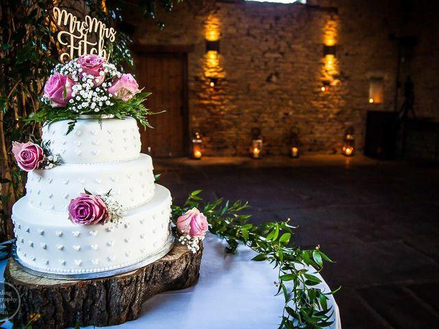 Jordan and Porshia's Wedding in Bibury, Gloucestershire 17