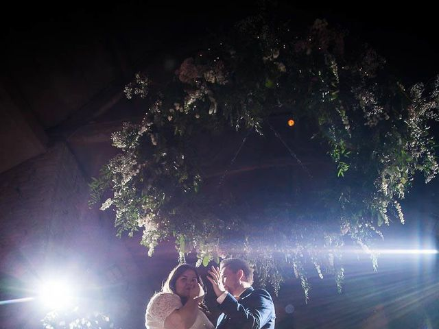 Jordan and Porshia's Wedding in Bibury, Gloucestershire 22