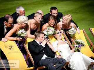 Rosie & Paul's wedding