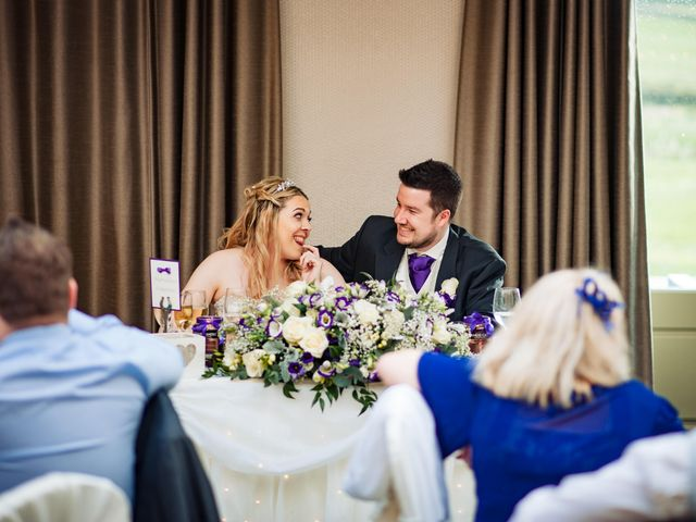 Andy and Sarah's Wedding in Peak District, Derbyshire 22