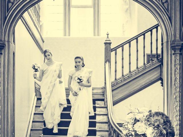 Sayijan and Vidya's Wedding in Alton, Staffordshire 10