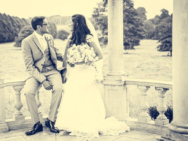 Sayijan and Vidya's Wedding in Alton, Staffordshire 16