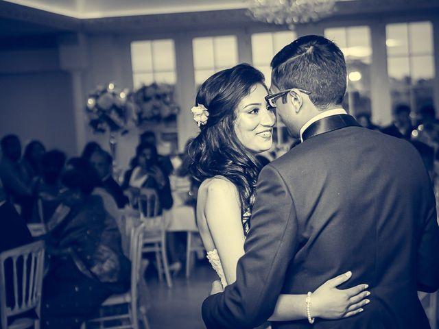 Sayijan and Vidya's Wedding in Alton, Staffordshire 21
