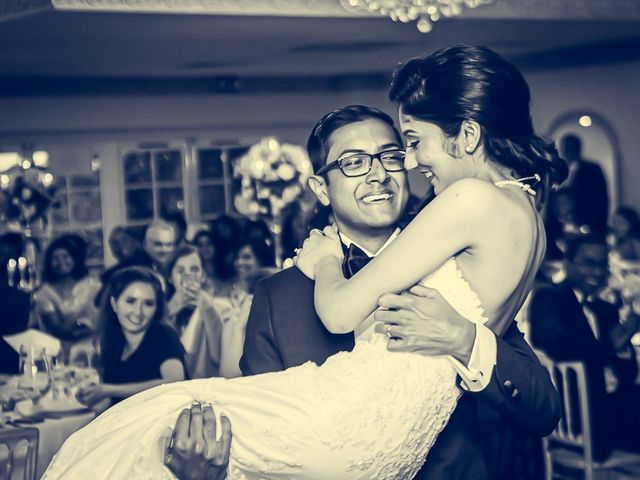 Sayijan and Vidya's Wedding in Alton, Staffordshire 22