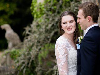 Cerys & Jonathan's wedding