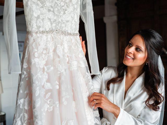 Sofiane and Shenaz's Wedding in Hatfield, Hertfordshire 8