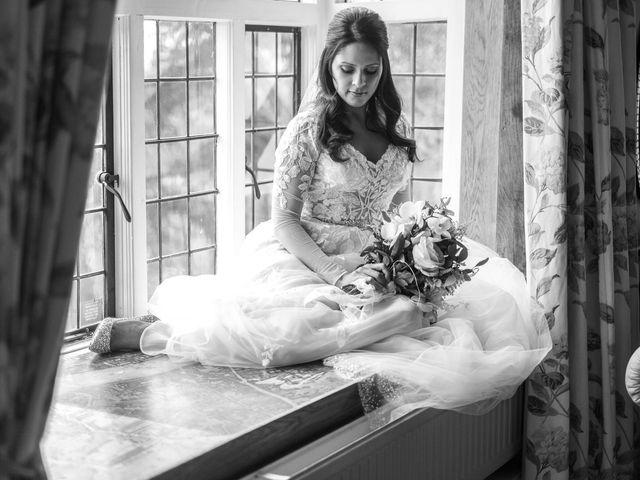 Sofiane and Shenaz's Wedding in Hatfield, Hertfordshire 12