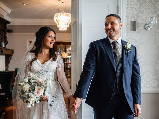 Sofiane and Shenaz's Wedding in Hatfield, Hertfordshire 19